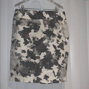 Alfani Floral Skirt